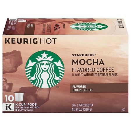 Starbucks Mocha Flavored Ground Coffee