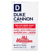 Deals on 2-Pack Duke Cannon Big Ass Beer Soap 10oz