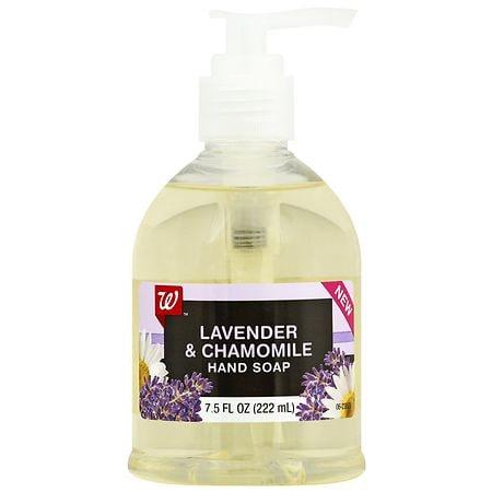Walgreens Hand Soap Lavender & Chamomile - 7.5 fl oz