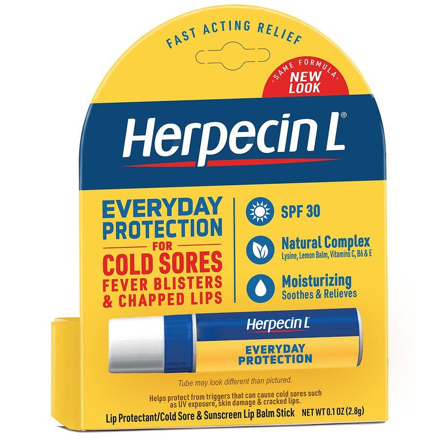 Herpecin-L Lip Protectant