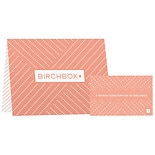Receive a FREE gift with the purchase of any Birchbox subscription card