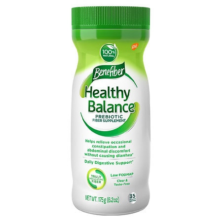 Benefiber Healthy Balance Prebiotic