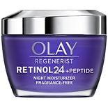 Buy 1 get 1 50% off +$1 off coupon Olay Retinol 24