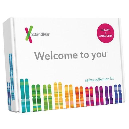 23andMe Full Health & Ancestry Kit - 1.0 ea