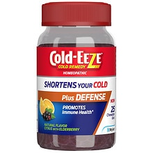 Cold-Eeze Plus Defense Gummies Citrus