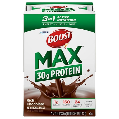 Boost Max Rich Chocolate