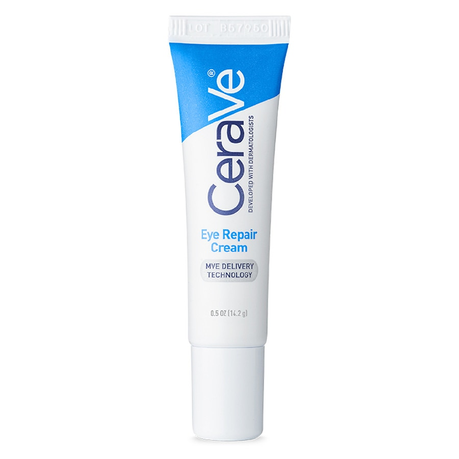 Cerave Eye Repair Cream For Dark Circles And Puffiness Walgreens