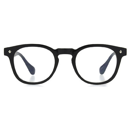 Foster Grant Blue Light Lens Norie Black - 1.0 ea