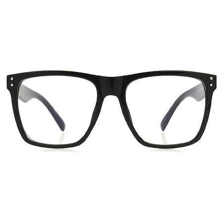 Foster Grant Blue Light Lens Jonie Black - 1.0 EA