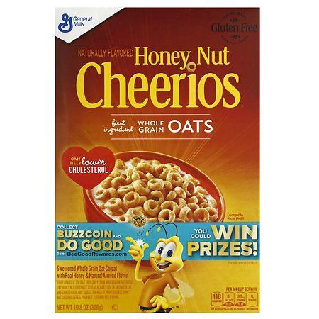 Cheerios Honey Nut Cereal   Walgreens