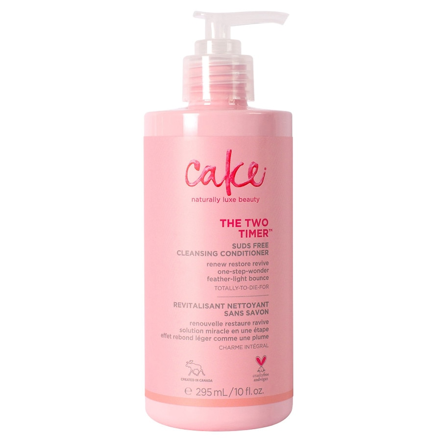 Une Glycine En Pot cake the two timer cleansing conditioner