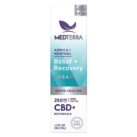 medterra cbd roll on 250mg thc free