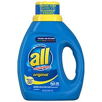 All Liquid Laundry Detergent Stainlifter 40oz