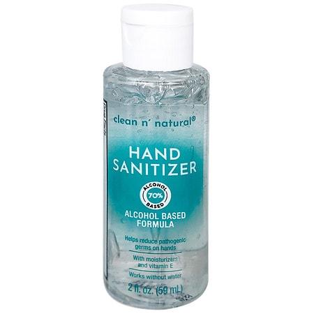 Clean 'N Natural Hand Sanitizer - 2.0 fl oz