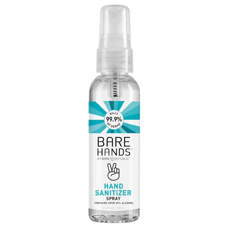 Bare Republic Bare Hands Sanitizer Spray