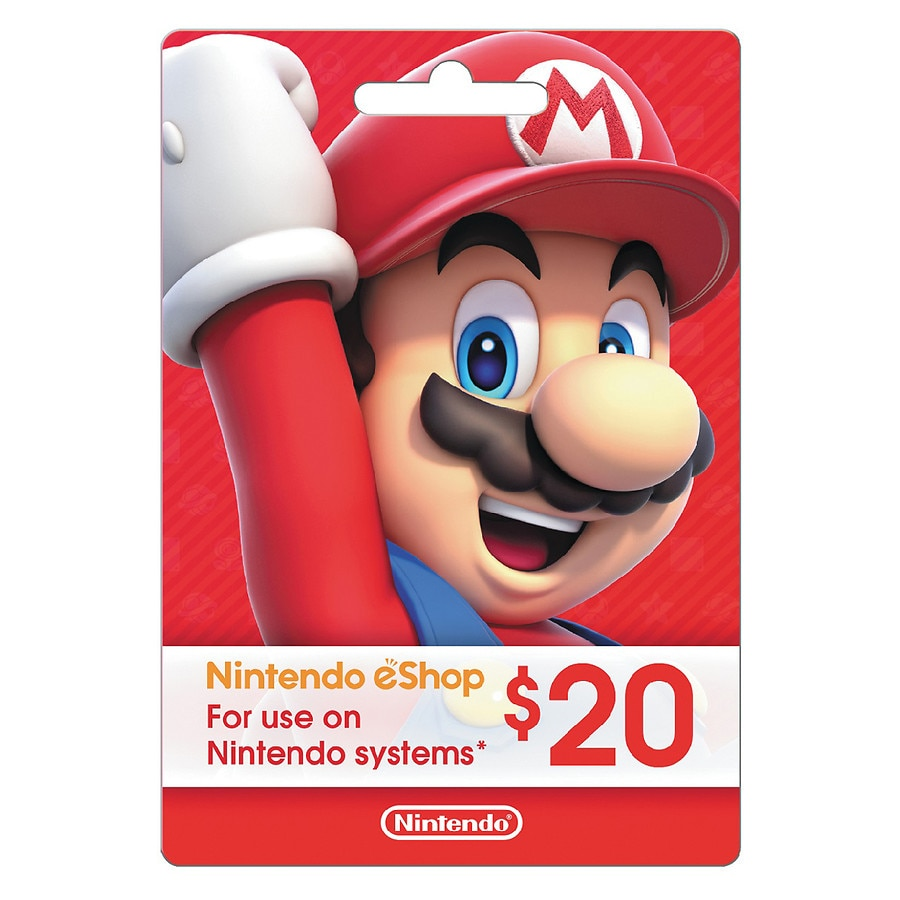 Walgreens Nintendo Gift Card Cheaper Than Retail Price Buy Clothing Accessories And Lifestyle Products For Women Men