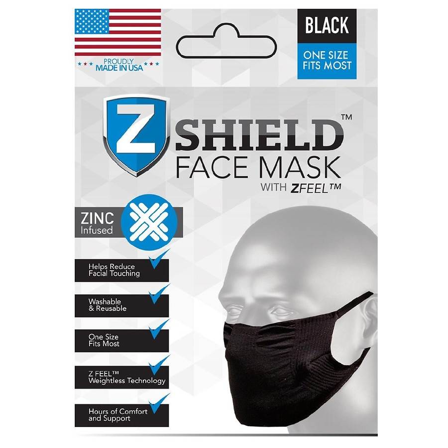 ZShield Face Mask With ZFEEL 1.0ea