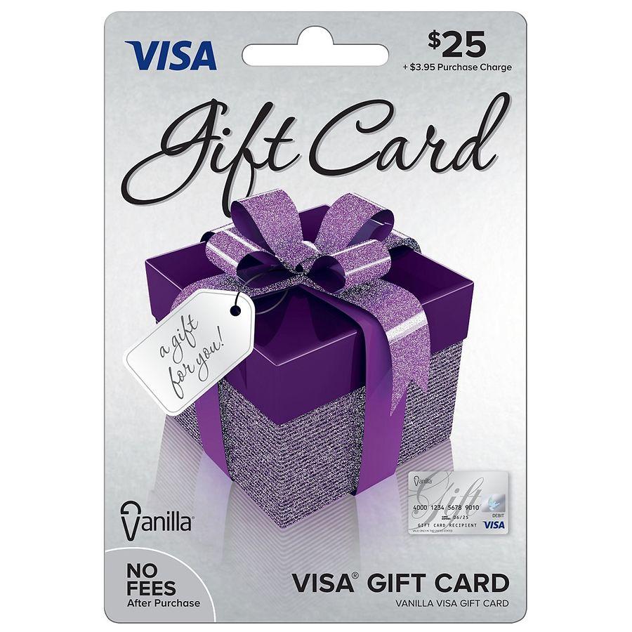 Vanilla Visa Gift Card $10