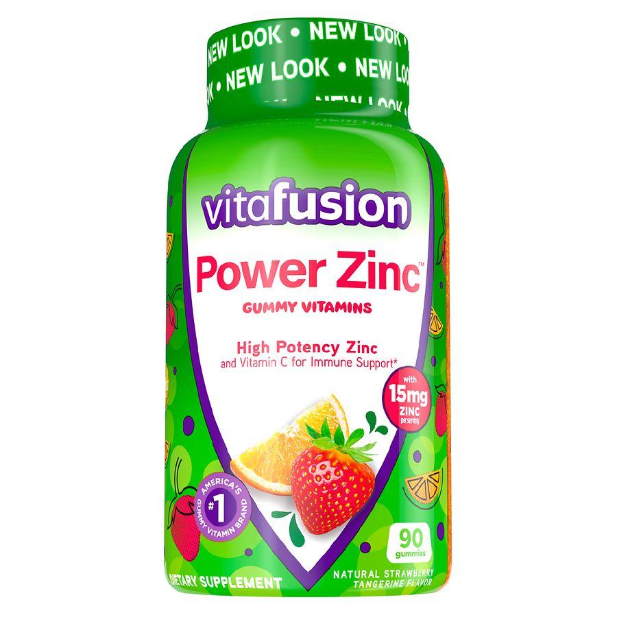 Vitafusion Power Zinc Gummy Vitamins