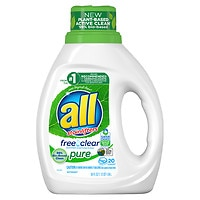 Deals on Laundry Care Products on Sale