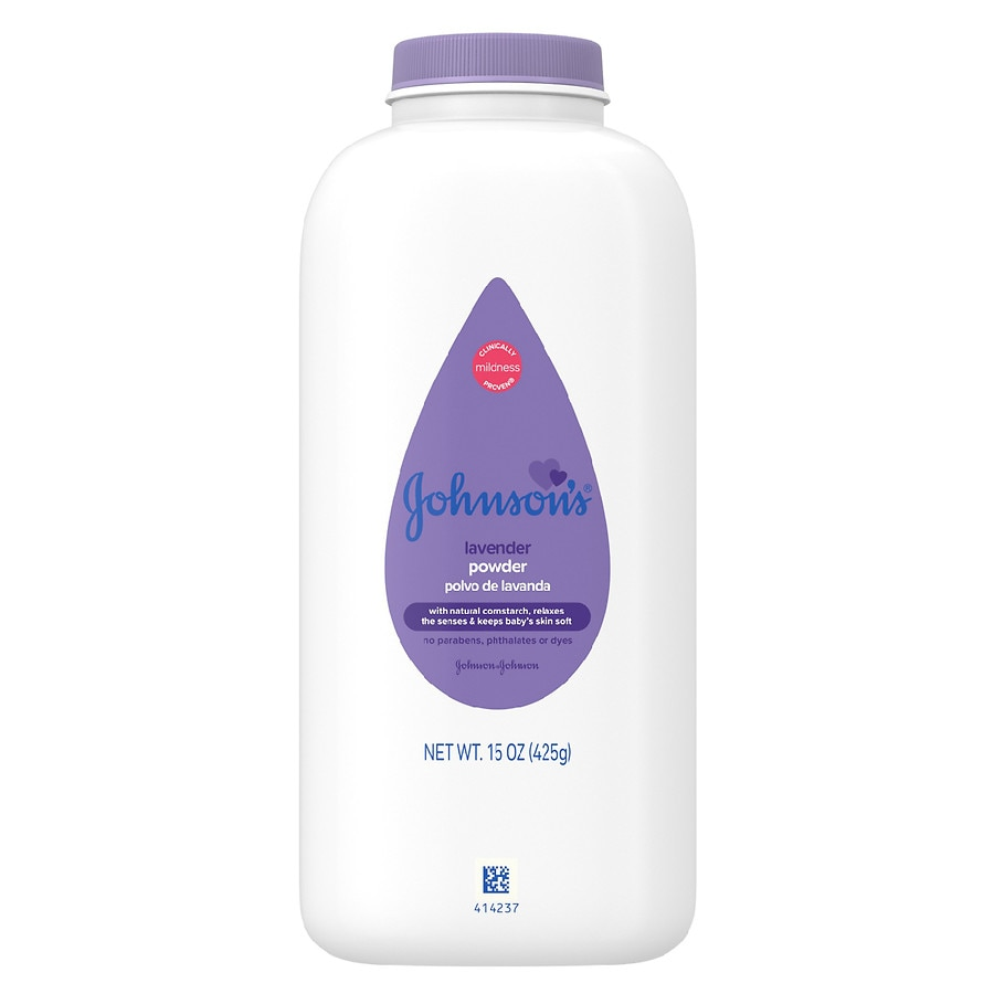 Johnson S Baby Powder Calming Lavender Walgreens