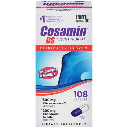 Cosamin DS Joint Health Supplement Capsules -