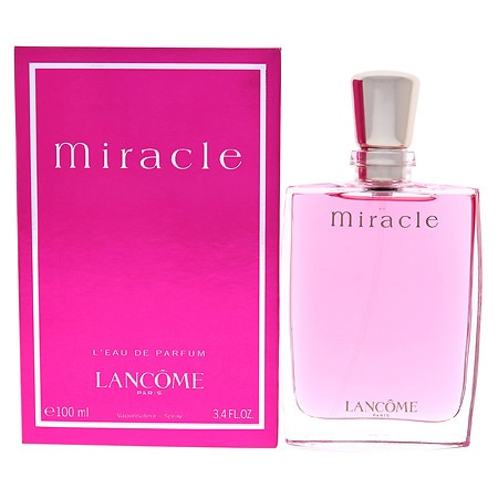 Miracle Perfume for Women - 3.4 fl oz