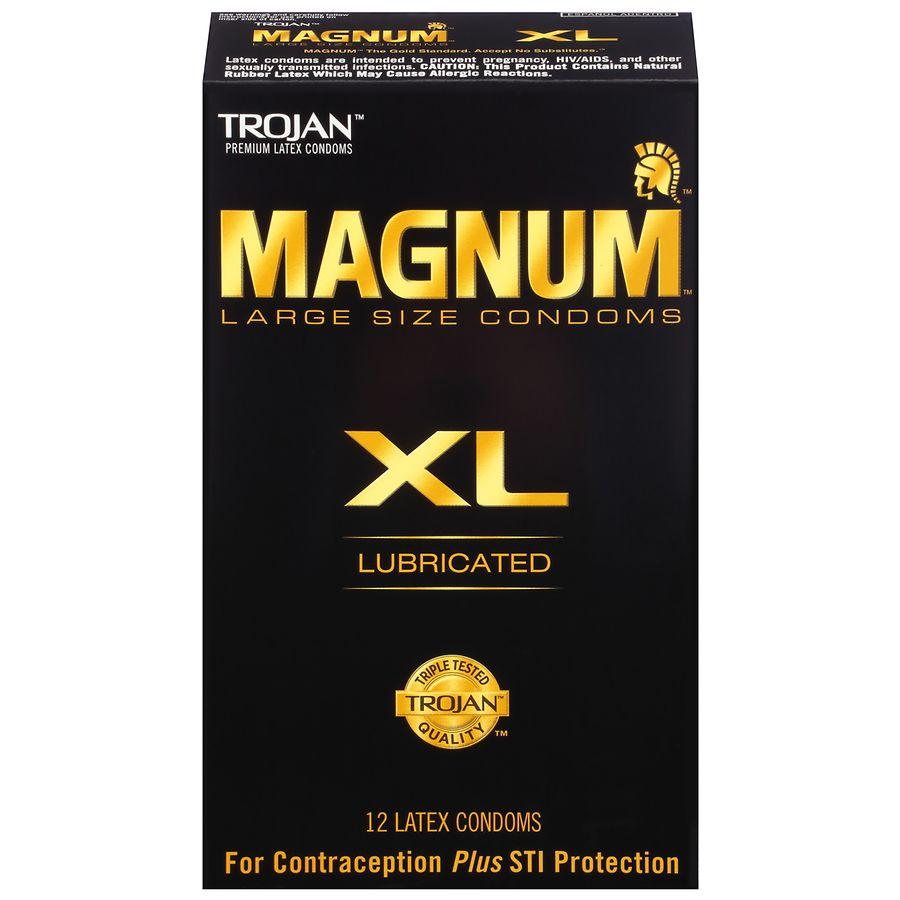 Largest condoms