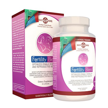 FertilityBlend For Women, Capsules