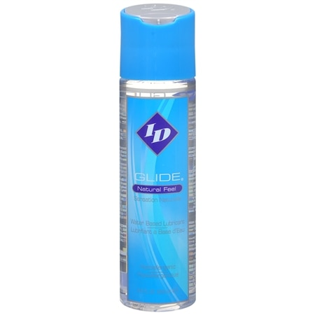 ID Glide Water Based Personal Lubricant