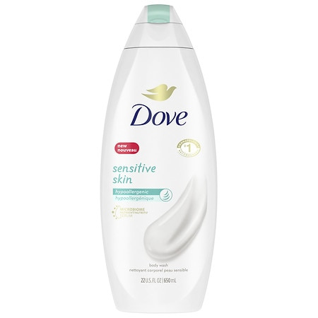 Dove Body Wash Sensitive Skin