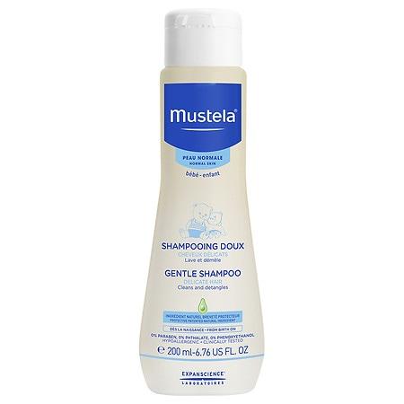 Mustela Gentle Shampoo - 6.8 fl oz