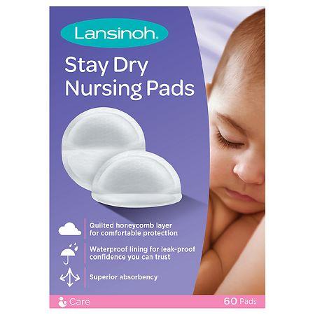 Lansinoh Disposable Nursing Pads - 60 ea