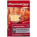ThermaCare Advanced Lower Back & Hip Pain Therapy Heatwraps, Up to 16HR of Pain Relief