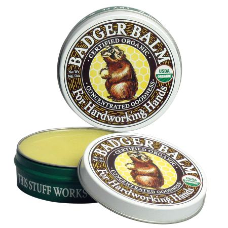 Badger Balm - Relief for Hardworking Hands - 2 oz.