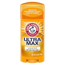 Deals List: Arm & Hammer Ultramax Antiperspirant Deodorant Unscented 2.6Oz