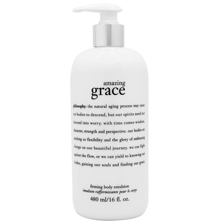 philosophy Amazing Grace Firming Body Emulsion - 16.0 fl oz