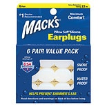 wag-Pillow Soft Silicone Earplugs