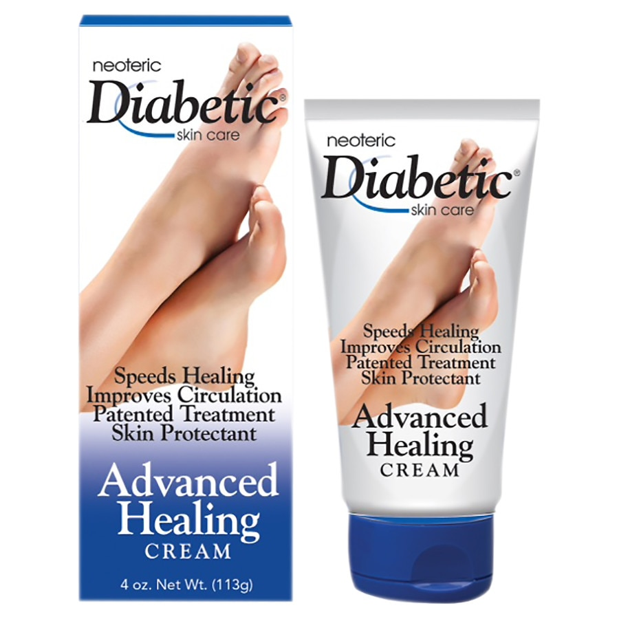 Neoteric Diabetic Oxygenated Advanced Healing Cream Walgreens