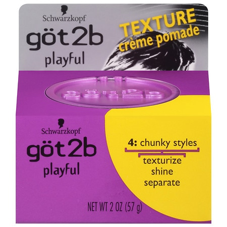 Got2b Playful Texturizing Creme Pomade | Walgreens