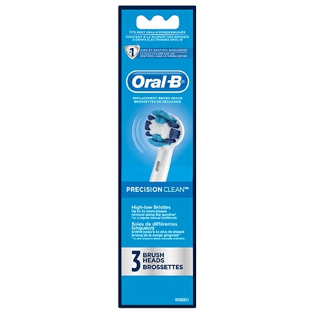Oral-B Professional Care Precision Clean Toothbrush Heads