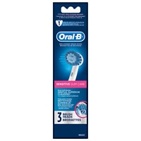 Deals on 3 Oral-B Professional Care Sensitive Replacement Toothbrush Heads