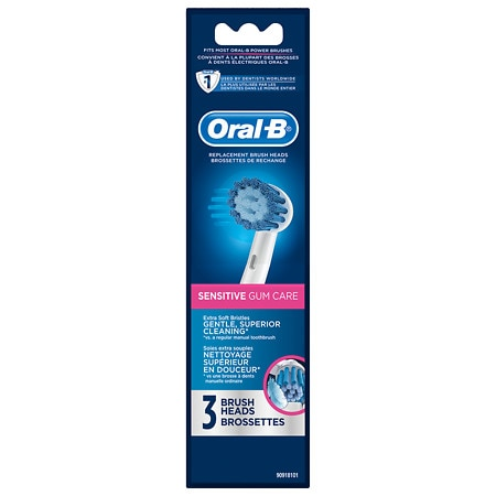 Oral-B Professional Care Sensitive Toothbrush Heads