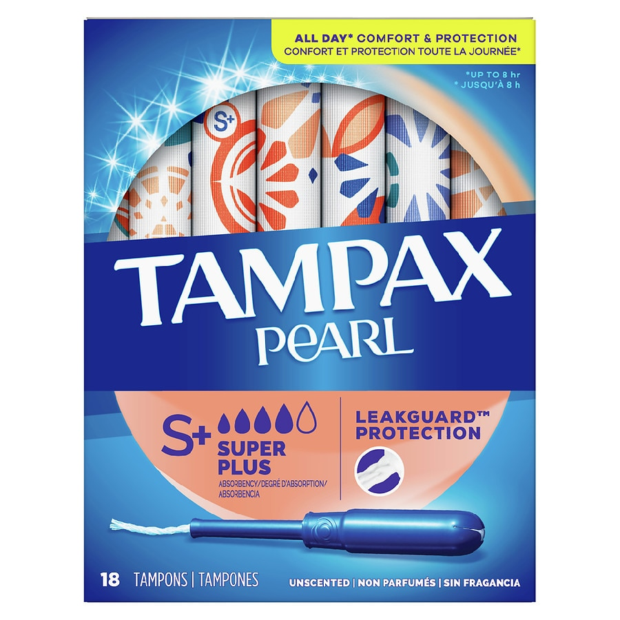 Coupons for tampax pearl tampons