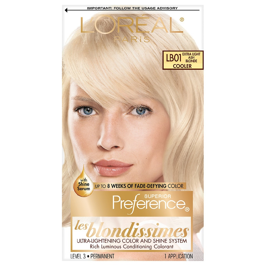 Revlon Extra Light Natural Blonde