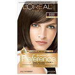L'Oreal Paris Superior Preference Permanent Hair Color Medium Brown 5