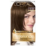 L'Oreal Paris Superior Preference Permanent Hair Color Medium Golden Brown 5G