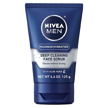 Nivea Men Energy Face Scrub