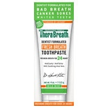 TheraBreath Fresh Breath Toothpaste Mild Mint