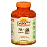 Sundown Naturals vitamins & supplements
